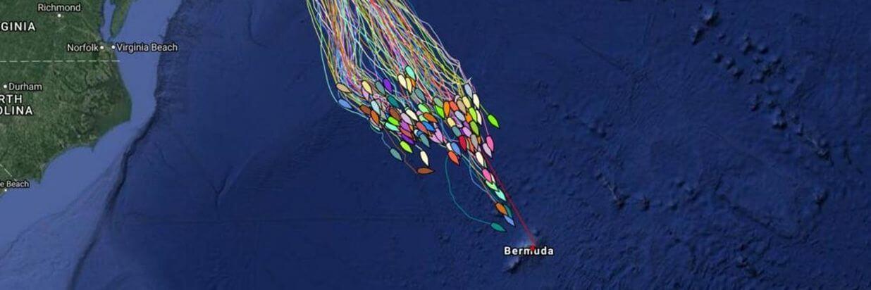 2018 Bermuda Sailing Calendar